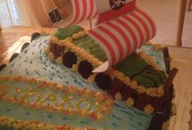 Special birthday cakes / Delicious  birthday cakes that have something special!!