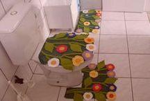 Banyo Aksesuarları / Banyo için gerekli aksesuarlar