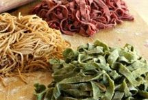 Pasta and pasta recipes