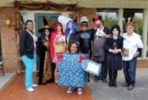 Halloween Costume Contest 2014 / Halloween Costume Contest 2014 was a huge success. Congratulations to our 1st prize winner Kristin Crowder. Thank you to all those that participated. Awesome costumes!!