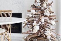 Kerst / Kerstboom, lampjes, warme chocolademelk en niet te vergeten de mooiste en lekkerste hapjes voor de Kerst.