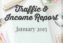 Income Reports / make money blogging   income reports   blog monetization   make money online