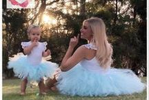 Short Tutu collection / All Tutu's are available to purchase www.loveyoututu.com.au
