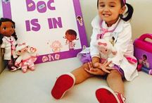 Doc Mcstuffins Party / Dressups, Party Supplies, creating a perfect day for my perfect girl!