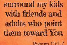 Praying for kids / Prayers for my children