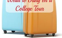 College Search / Searching for the perfect college is stressful. This board has tips and information to make the most of college tours and research.