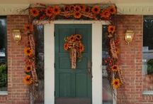 We're Ready For Fall / Our customer showroom has been updated with the beautiful colors of Fall !  It's been a long, hot summer and we're ready for the cool change with flowers, decorations and more!     http://www.carithers.com/