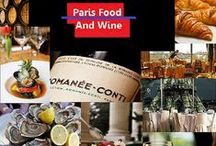 Paris Food And Wine / #ParisFoodAndWine  download the APP in the APP store today