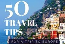 Travel Tips / Top tips to help you get the most out of your travels.