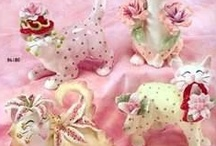 Amy Lacombe Whimsiclay Cats / Amy Lacombe Whimsiclay Cats,  I love these, I have several. / by Sharon Morningstar-Cecil