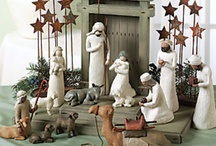Nativity Sets and Angels / by Sharon Morningstar-Cecil