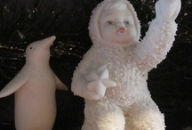 collectibles, figurines, decorations, knick-knacks, etc / by Sharon Morningstar-Cecil