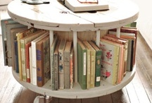 Bookshelves of my Dreams / by Jessi