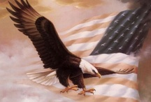 GOD BLESS THE USA / by Sharon Morningstar-Cecil