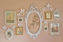 { d e c o r }  G i r l s  R u l e . / Idea's for the girls room...it's in serious need of a redo