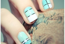the nails / ~ oh, you fancy, huh? ~ / by celina
