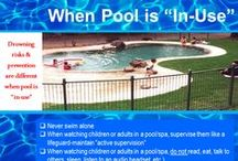 Pool Safety / Pool Safety presents the necessary Layers of Protection that pool owners need, and families who visit homes with pools, to help keep families safe in and around a pool.