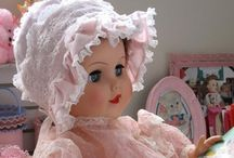 Hello Dolly / Many dolls from the past to the present. / by Gloria Castellano