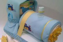 Baby Shower's. / There is nothing like a new baby, on my board you will find numerous ideas such as decoration, foods and also gifts for the new bundle of joy. Happy..Happy..Pinning. / by Kerry
