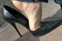 Sexy shoes high heels