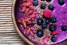 Raw Breakfasts / Raw food and vegan recipes