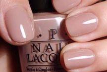 Nail Polish Colors / Fun nail polish colors for the big day!!