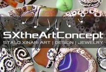 my Etsy   SXtheArtConcept Jewelry designs / Jewelry designs by Stalo Xinari   SXtheArtConcept Can be found on Etsy: https://www.etsy.com/shop/SXtheArtConcept