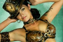 Steampunk / Fashion  / by Geoff