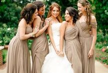 Neutral Weddings / Look to this inspirational hue to give you that warm, toasty, sandy feeling.  It's toasted almond!