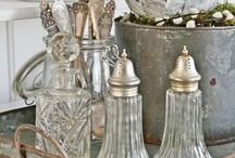 French country kitchen style / French country kitchen inspiration