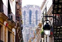 Barcelona (undiscovered) / #Barcelona is only 3 hours away from us  #Catalunya #Catalunya #Bcn #Spain #España