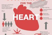 Heart Health / Information to keep that special ticker ticking