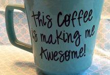 I ❤️ Coffee! / by Gloria Castellano