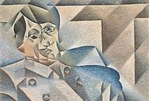 Cubismo / Periodos del Cubismo Cezaniannos Analítico Sintetico