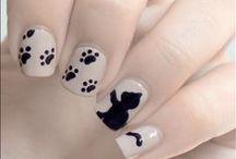 Vernis, nail art
