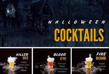 Halloween Drinks / Some spooky cocktails from our JetChill vault