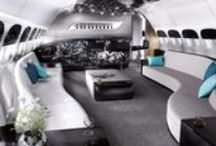 Private Jet Interiors / Private Jet Interiors