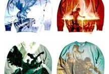 Percy Jackson Jewelry and Clothing / Clothing and Jewelry related or inspired by the Percy Jackson book series.