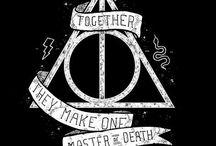Harry Potter / Not only the most magical book series but also my favourite book series of all time! Favourite Characters: Harry, Hermione, Ron, Draco. Favourite Quote:
