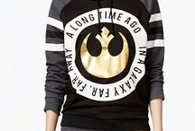 Star Wars Clothing / Clothing related or inspired by the Star Wars films.