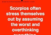 Scorpio / Scorpio behaviours.