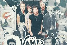 The Vamps / Another rocking band! Favourite Band Member: Brad (2nd James) Favourite Song:
