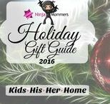2016 Holiday Gift Guide #NMHoliday / Here is what we suggest for your Christmas Lists this Holiday Season! Welcome to Ninjamommers.com Holiday Gift Guide.