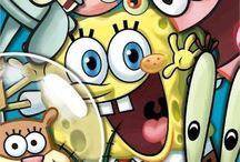 SpongeBob Squarepants / A super funny tv show! Favourite Characters: SpongeBob, Gary, Plankton. Favourite Quote: