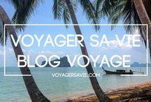 Voyager sa vie / Voici mon blog voyage. Pour trouver tous mes conseils, récits et bilans sur mes voyages autour du monde.
