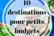 Voyage petit budget