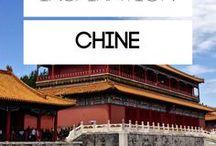 Chine / De l'inspiration pour un voyage en Chine.