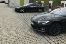 My Tesla S / Proud to own one of the most innovative and intelligent cars in the world!