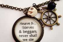 Pirates of the Caribbean Jewelry and Clothing
