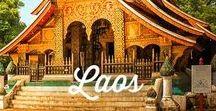 Laos / De l'inspiration pour un voyage au Laos